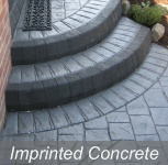 Imprinted Concrete Cheshire